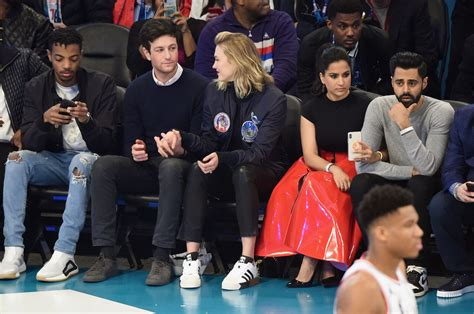 Celebrities sitting courtside at NBA All-Star Game - SFGate